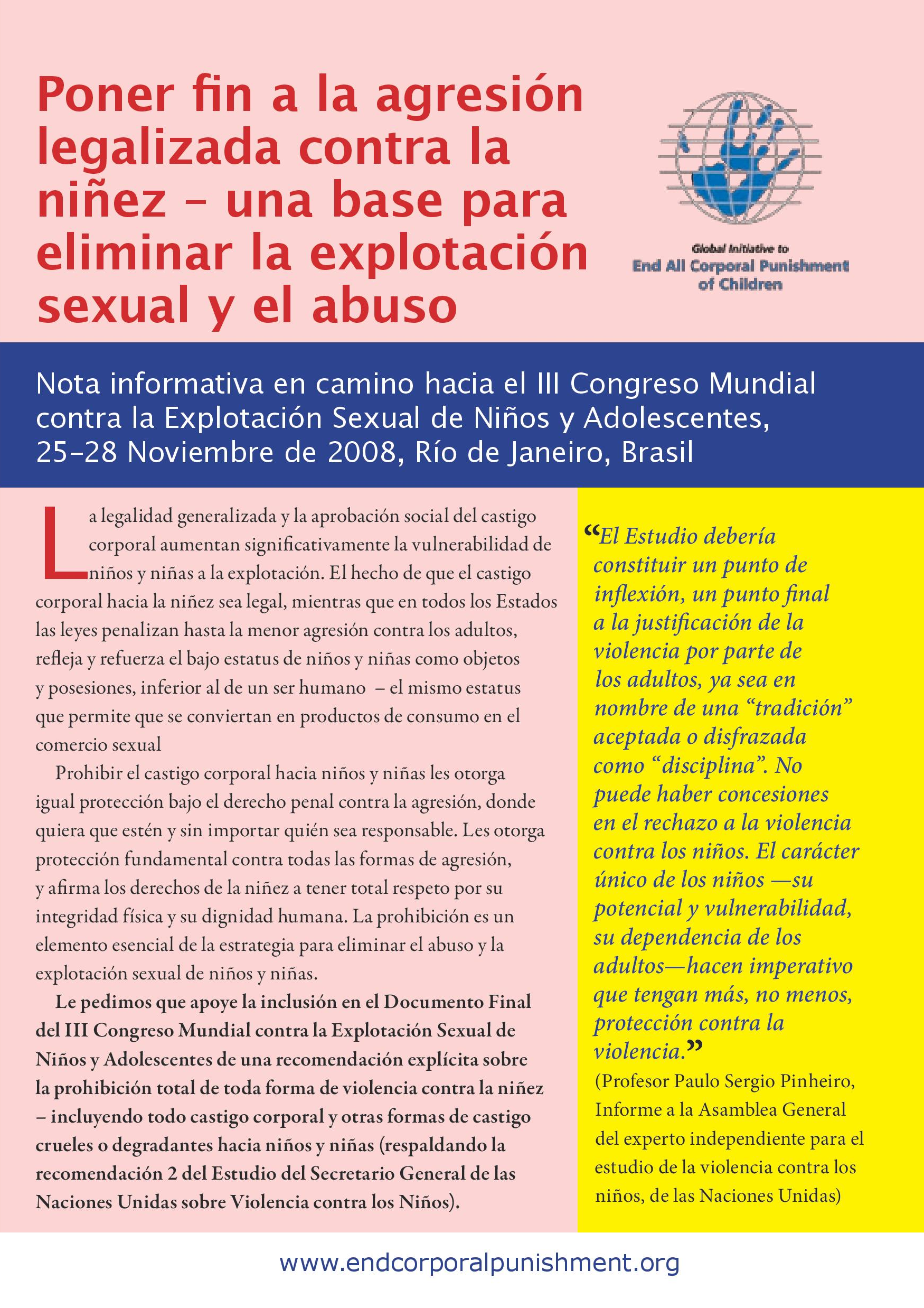 Sexual-exploitation-briefing-2008-ES-cover