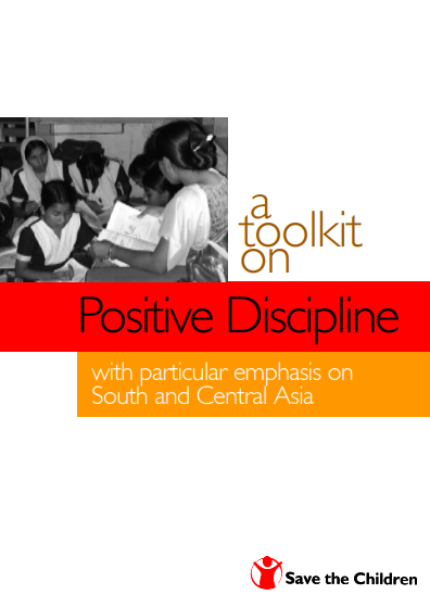 A Toolkit on Positive Discipline