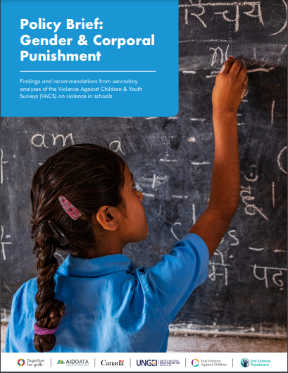 Policy Brief gender and corporal punishment